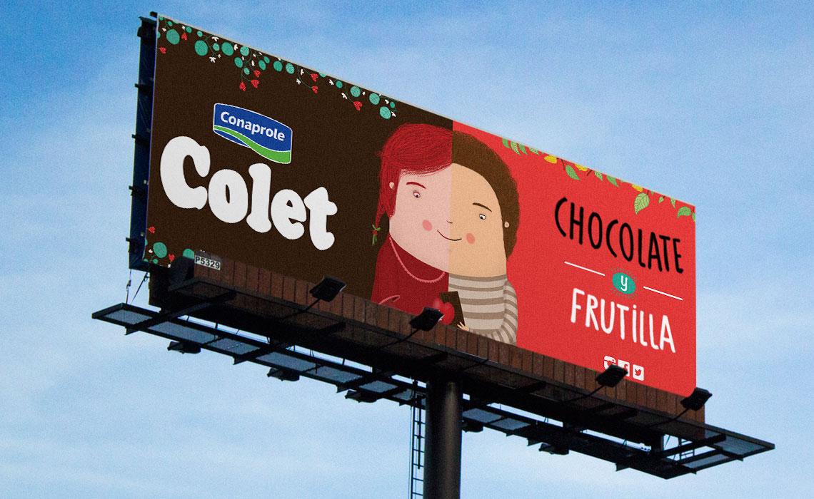 Colet Frutilla y Chocolate 2