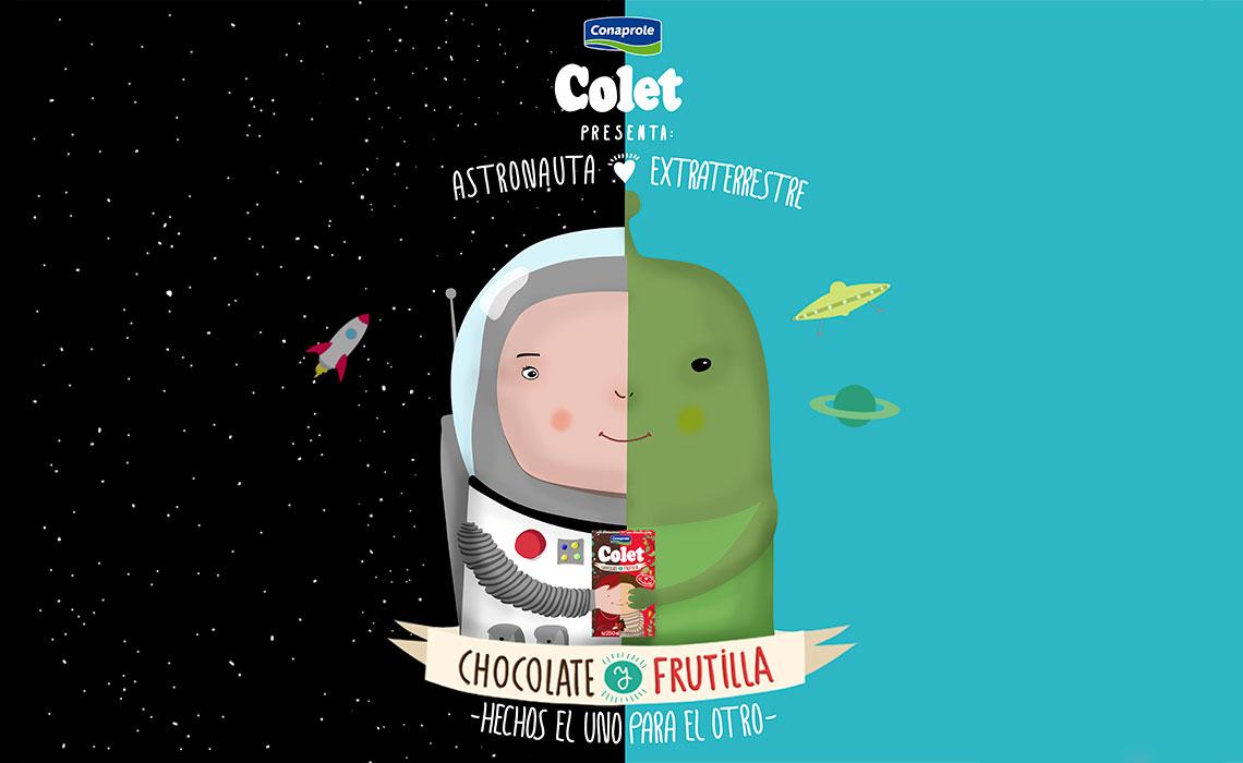 Colet Frutilla y Chocolate 3
